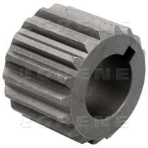 Hammaspyörä MO3018 1:8 z-18 DIN5482