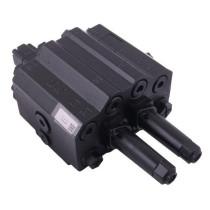 Etukuormaajaventtiili SDM122 90L/min