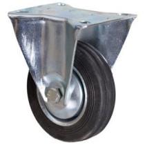 Kuljetuslaiteiden kiintopyörä Ø75x22mm