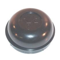 Pölykuppi muovi Ø52mm