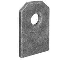 Hitsattava kiinnike Ø35mm