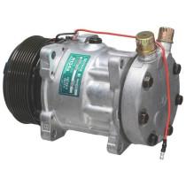 Ilmastointi kompressori 135cm³ Sanden 7H15