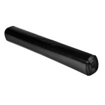 Musta jätesäkki LD 40L, 25kpl/rulla
