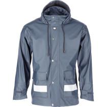 Vedenpitävä takki 54/XL tummansininen