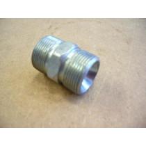 Kaksoisnippa M27x1,5 - M27x1,5