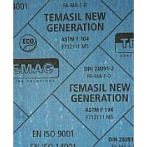 Tiiviste TEMASIL 1,0mm, öljytiiviit 75x75cm