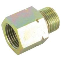 """Adapteri 1/2"""" - M20x1,5 L-35mm"""