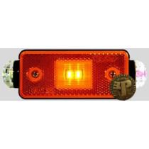 Äärivalo LED W22Lk 24V