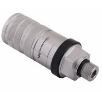 Naaras pikaliitin M18x1,5 ISO 7241-A