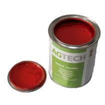 Kраска красная 0,8л. ZETOR