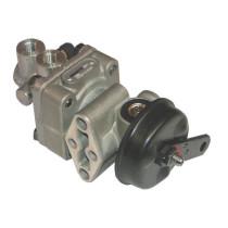 Двоиной клапан тормозов трейлера 2,2cm³ 10/120bar