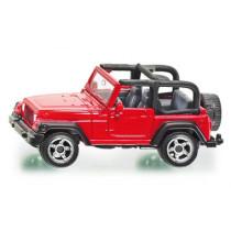 Jeep Wrangler Siku 1:87