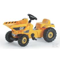 Pedaalidega traktor CAT 930x440x520