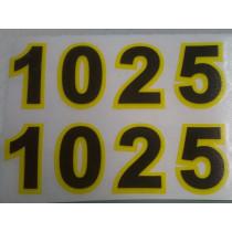 """Uzlīmes MTZ """"1025"""""""