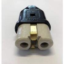 Kontaktligzda ar zemējumu 230V 10A
