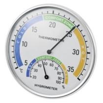Termometrs-higrometrs iekštelpām +5°C < +35°C