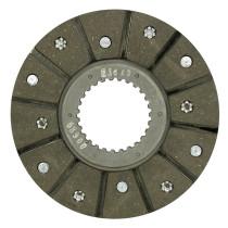 Bremžu disks *27 Ø55/59-165mm 81717001