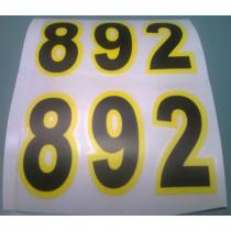"""Uzlīmes MTZ """"892"""""""