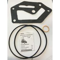 Centrifūgas filtra D22-1407500-A blīvju komplekts