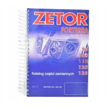 Katalogs ZETOR 95-135 FORTERRA 2010
