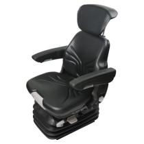 Pneimatiskais sēdeklis 12V Maximo Comfort Plus PVC