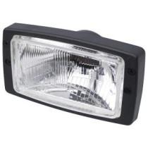 Priekšējā luktura reflektors 184x102x88mm H4 ZETOR