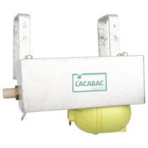 Automātisks krāns dzirdināšanas vannai 5bar 29l/min INOX