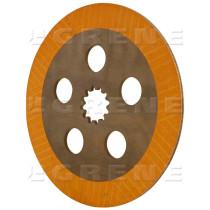Bremžu disks Ø306 z-12 #7,2 AL38234