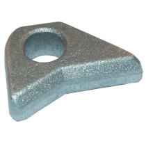 Fiksators–saistenis Ø24,5mm 25x60x84mm