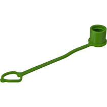 Aizsargkorķis HPE ISO 12,5 zaļš
