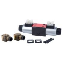 Hidrosadalītājs CETOP 3 4/3G 24V