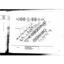 Aizmugures vārpstas gultņa ligzda PIN01.112