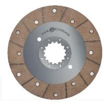 Bremžu disks 85-3502040-02 Ø205mm #12mm