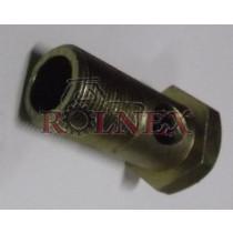Caurules bultskrūve 74.54.422 M24x1,5 L-52/61mm