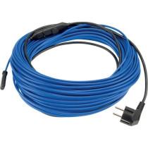 Apsildes kabelis ar termostatu 230V 192W L-12m