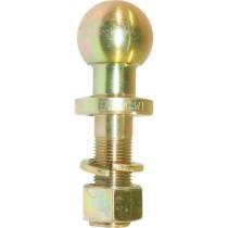 Āķa lode ar uzgriezni Ø25,4/50mm ISO1103